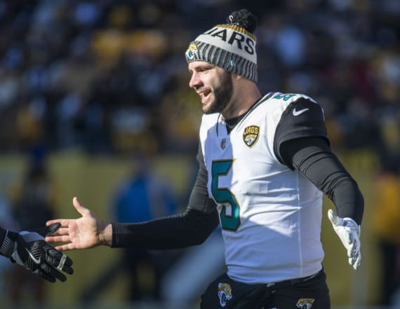 Cincy fans donate to Bortles after beating Steelers