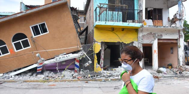 A destruição causa um impacto imediato pequeno no PIB.