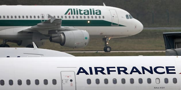 Air France entrerà nella data room di Alitalia
