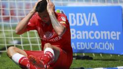 Aguilar y Triverio, sin juegos en la Liga MX hasta