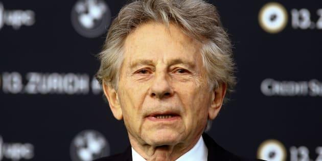 El director Roman Polanski en la presentación de su película 'Basada en hechos reales' en el Festival de Cine de Zurich, en Suiza, el 2 de octubre de 2017.