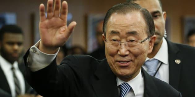 Alors qu'il quitte l'ONU pour la scène politique nationale comment Ban Ki-moon peut-il se défaire des accusations de corruption?