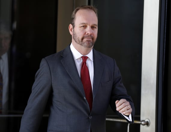 Ex-Trump aide Rick Gates pleads guilty to charges