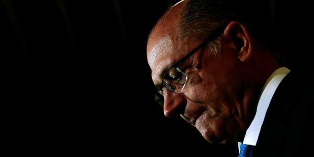 A suspeita é que o ex-governador Geraldo Alckmin tenha recebido R$ 10,3 milhões em propina.