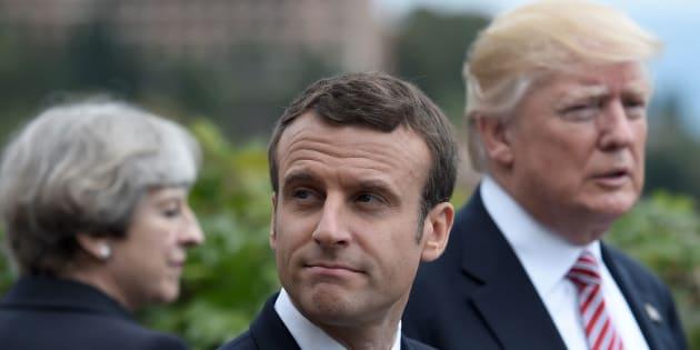 A saída dos Estados Unidos do Acordo de Paris foi criticada por diversos líderes mundiais.
