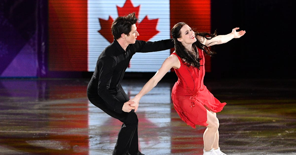 Tessa Virtue And Scott's Moir's Olympic Gala Tribute To Gord Downie Was Well Worth The Wait