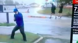La chaîne météo américaine défend le duplex jugé ridicule de l'un de ses