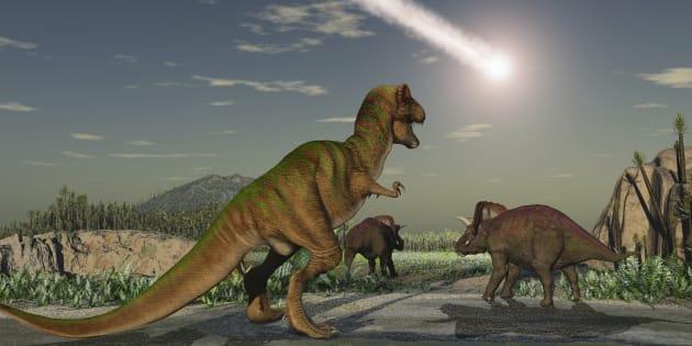 La cause de l'extinction des dinosaures est un débat qui est loin d'être tranché.
