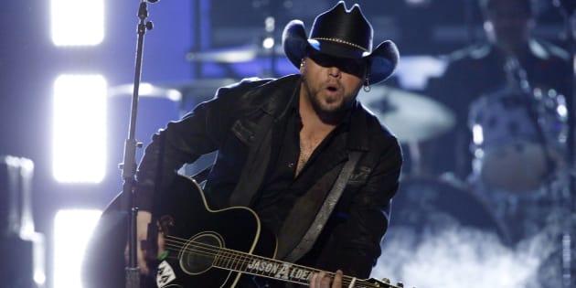 Las Vegas: le message de Jason Aldean, le chanteur de country qui se produisait lors de la fusillade