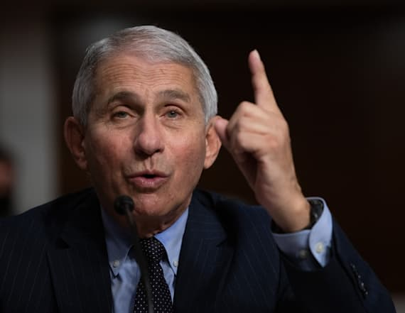 Fauci 'absolutely not' surprised Trump got sick