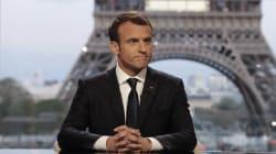 Macron affirme avoir «convaincu» Trump de «rester dans la durée» en