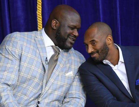 Shaq's ex-wife, kids share photo of Kobe and Gianna