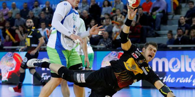 Le Mondial de handball est invisible pour le grand public, il faut que cela change. REUTERS/Vincent Kessler