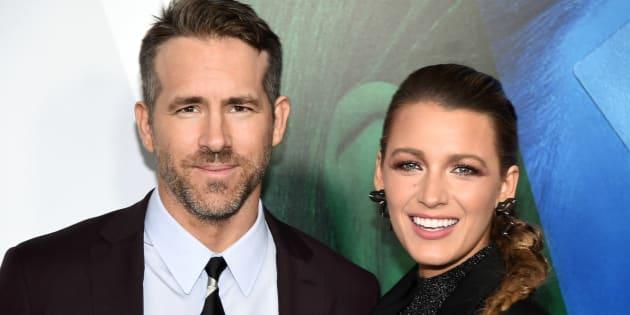 Ryan Reynolds y Blake Lively, en el MOMA de Nueva York en septiembre de 2018.