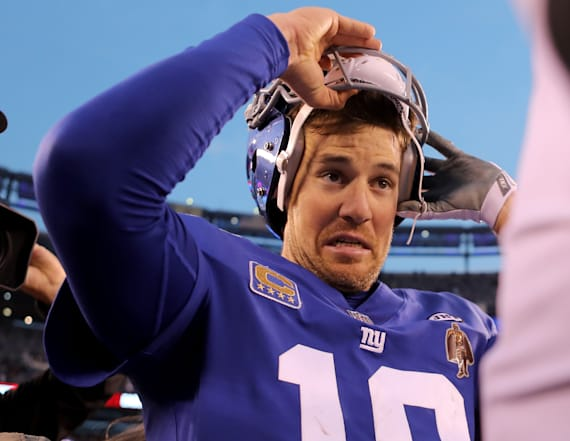 Eli Manning fires back at Jalen Ramsey after insults