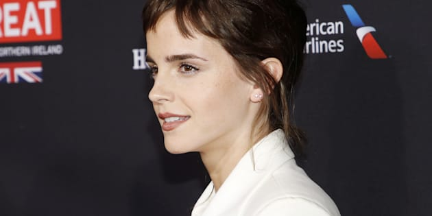 Avant des Bafta Awards engagés contre les abus sexuels, Emma Watson (ici à Los Angeles le 6 janvier) fait don d'1 million de livres contre le harcèlement