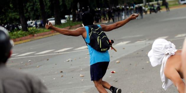 """Le """"complot"""", cet alibi si pratique pour expliquer la crise au Venezuela."""