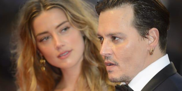 Johnny Depp raconte une anecdote répugnante sur Amber Heard