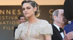 Kristen Stewart plus sage que jamais dans une robe très