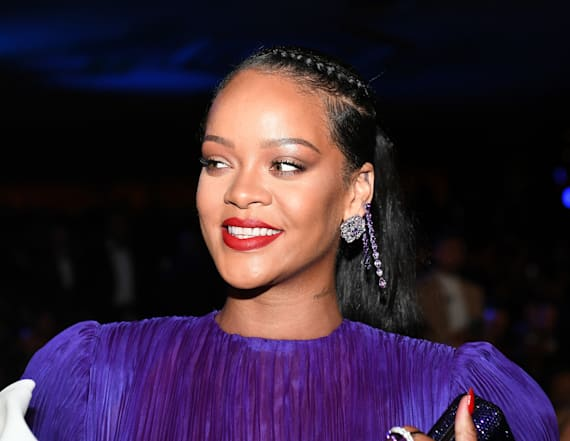 Rihanna used this $5 gel to achieve her ponytail