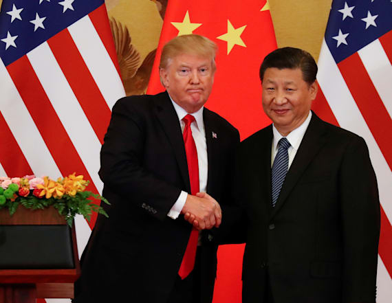 China issues stark warning after Trump trade threat