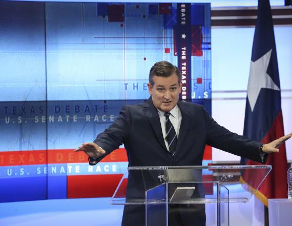 O'Rourke uses 'Lyin' Ted' jibe as he lays into Cruz