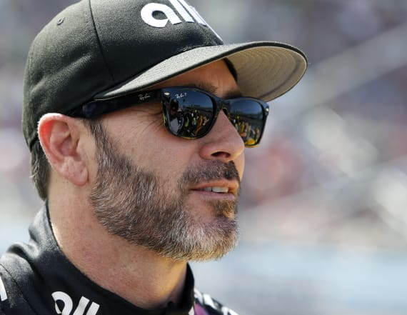Jimmie Johnson: 'It's really time to listen'