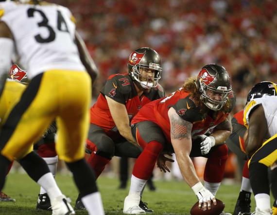 Buccaneers, Steelers tie record NFL penalty tally