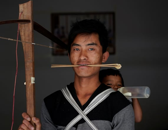Villager aims to save crossbow culture