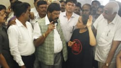 Union Minister Ramdas Athawale Says Everyone Has The Right To Eat
