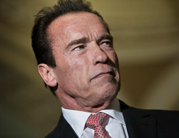 Schwarzenegger to neo-Nazis: Your heroes are losers