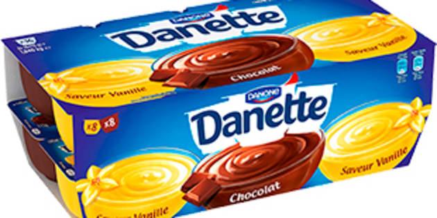 Danone rappelle des lots de Danette présentant un risque pour la santé