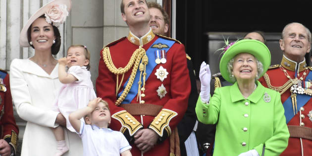 """Le nouveau """"royal baby"""" ne change rien pour la princesse Charlotte (et l'air de rien, c'est un gros changement)"""