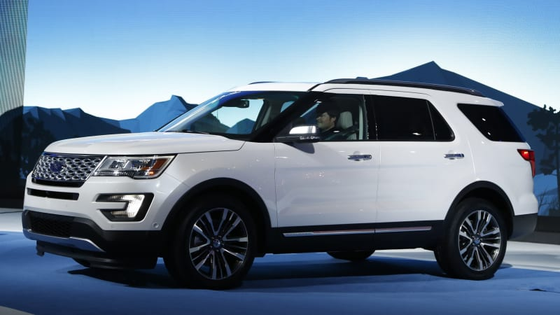 Ford Explorer Exhaust Leak >> Ford Offers Free Repairs To Prevent Exhaust Leaks In 1 4 Million