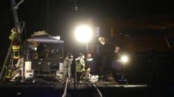 Au moins cinq enfants morts dans une violente collision entre un train et un bus scolaire à