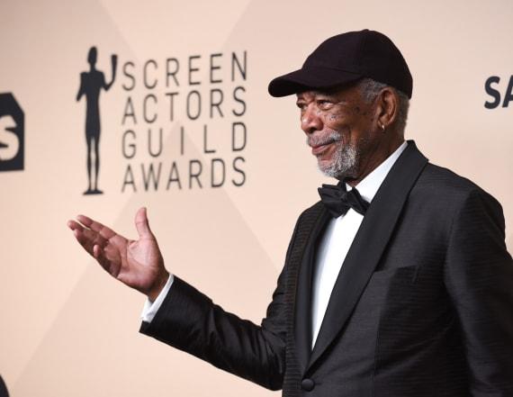 Morgan Freeman's SAG Award might be revoked