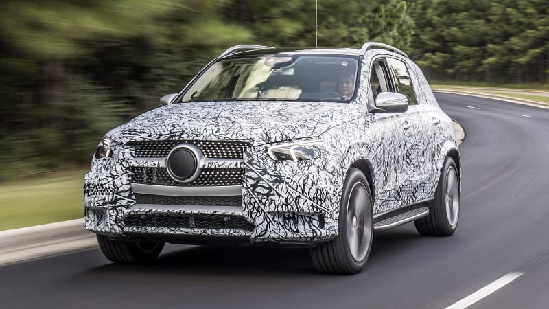 2020 Mercedes-Benz GLE 450 Prototype Ride Review
