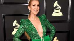 Céline Dion nous fait oublier la célèbre robe verte de