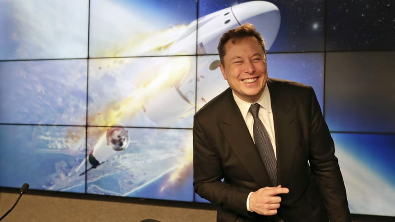Elon Musk's Tesla stock worth $30 billion, and options payout in sight
