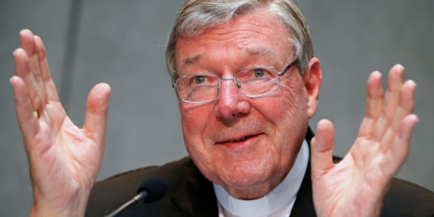 Cardinal George Pell has been charged.