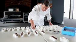 El chef tres estrellas Michelin Joan Roca rinde homenaje a la cocina