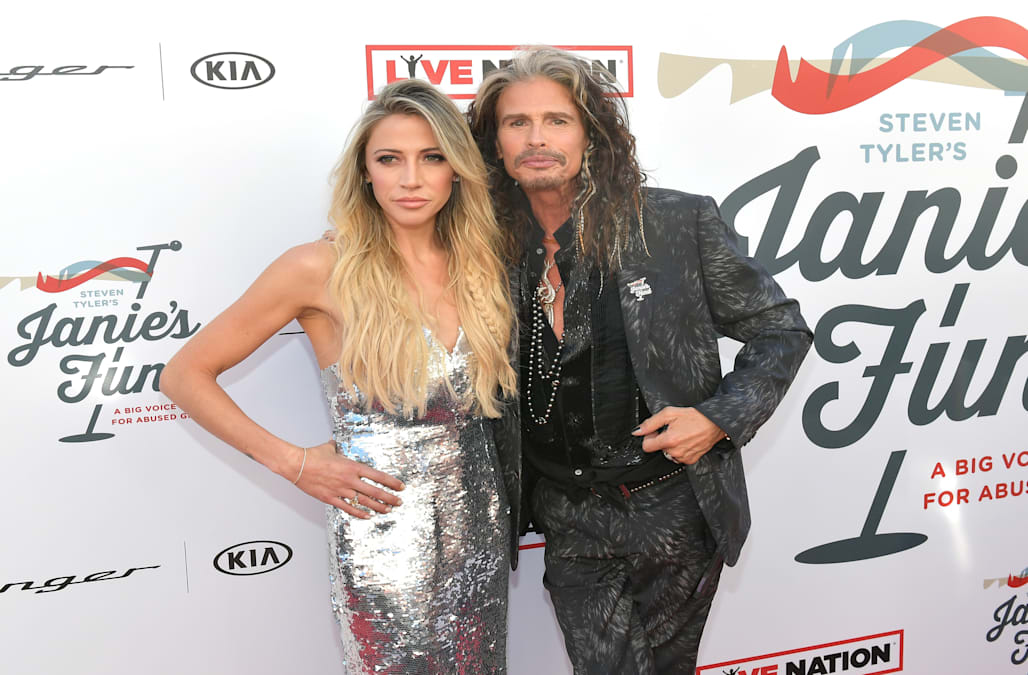 steven tyler age girlfriend