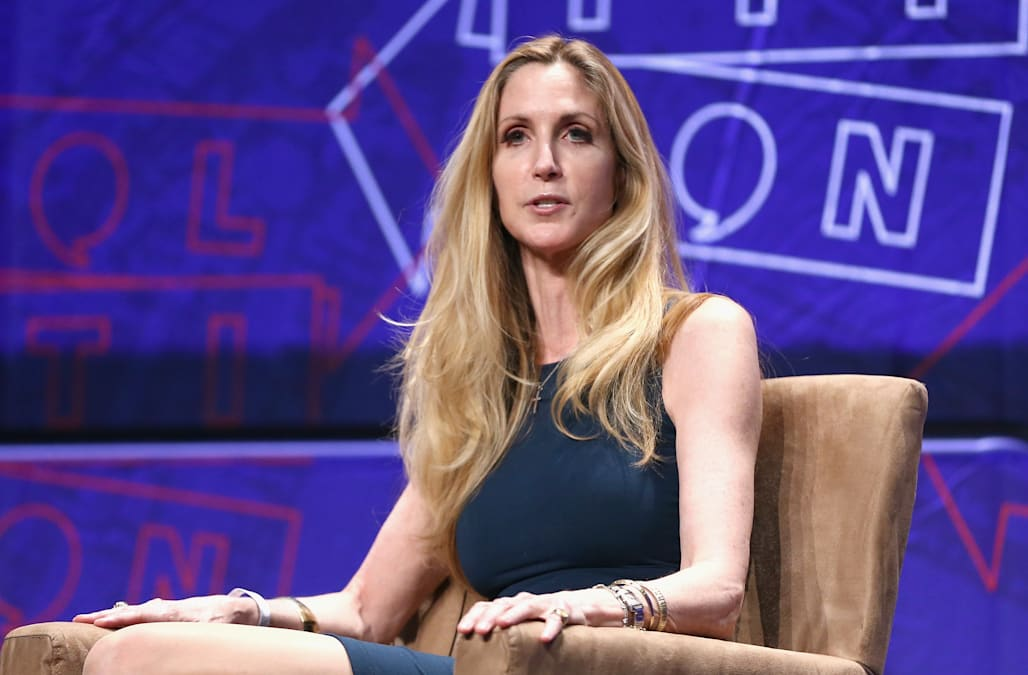 Ann Coulter doesn't know if she will vote for 'defective man' Donald Trump