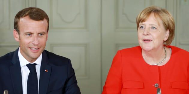 """L'accord Macron-Merkel pour un budget de la zone euro est-il vraiment si """"historique""""?"""