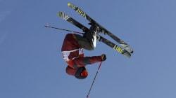La skieuse Kim Lamarre se fracture la clavicule au Jamboree de