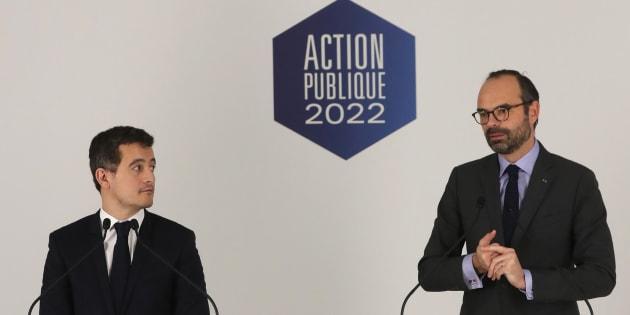 Gérald Darmanin et Édouard Philippe envisagent de développer des plans de départs volontaires dans la fonction publique.
