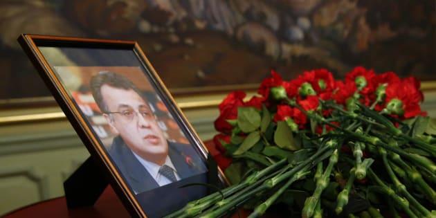 L'image de l'assassin de l'ambassadeur russe en Turquie remporte le World Press Photo 2017