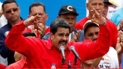 EU sanciona a Maduro por romper el orden constitucional en