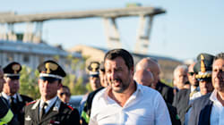 Matteo Salvini all'Huffpost: