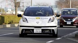 Nissan teste son